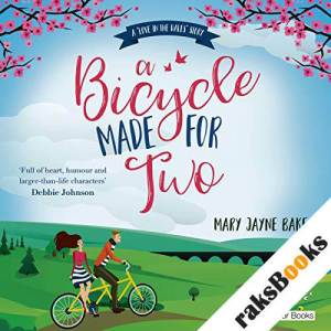 A Bicycle Made for Two audiobook cover art