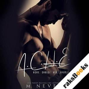 A.C.H.E. audiobook cover art