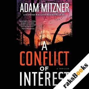 A Conflict of Interest audiobook cover art