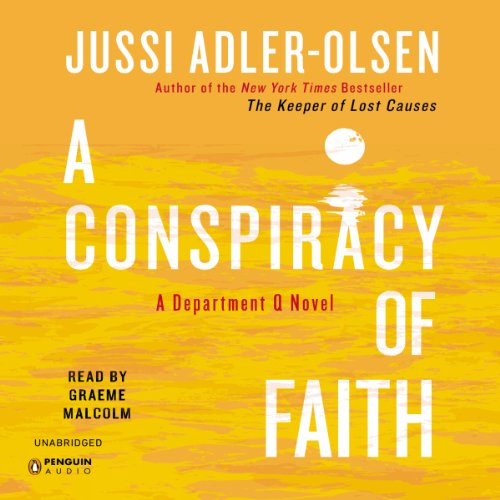 A Conspiracy of Faith audiobook cover art
