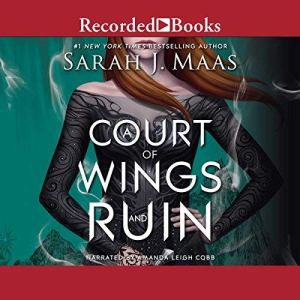 A Court of Wings and Ruin audiobook cover art