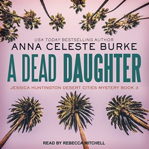 A Dead Daughter audiobook cover art