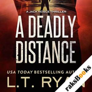A Deadly Distance audiobook cover art