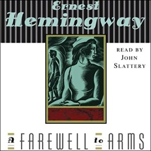 A Farewell to Arms audiobook cover art