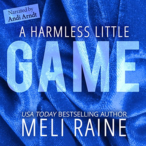 A Harmless Little Game audiobook cover art