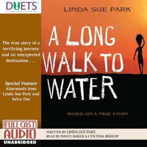 A Long Walk to Water audiobook cover art