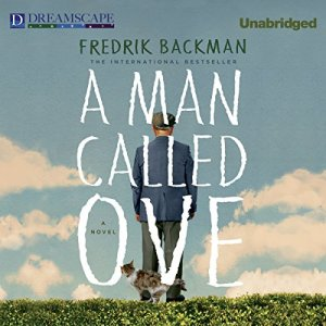 A Man Called Ove audiobook cover art