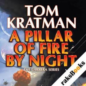 A Pillar of Fire by Night audiobook cover art