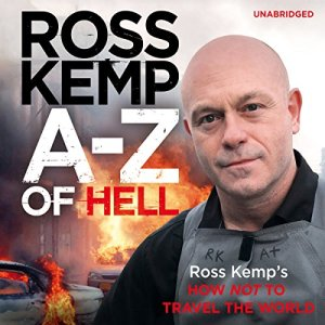 A to Z of Hell audiobook cover art