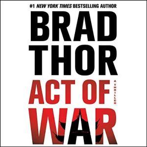 Act of War audiobook cover art