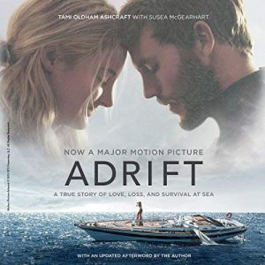 Adrift [Movie Tie-in] audiobook cover art