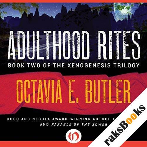 Adulthood Rites audiobook cover art
