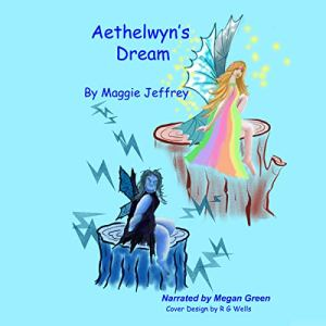 Aethelwyn's Dream audiobook cover art
