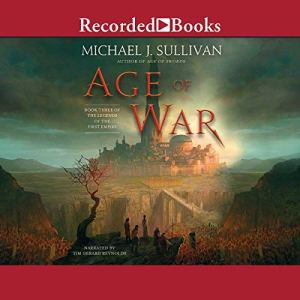 Age of War audiobook cover art