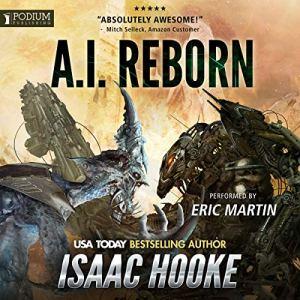 AI Reborn audiobook cover art