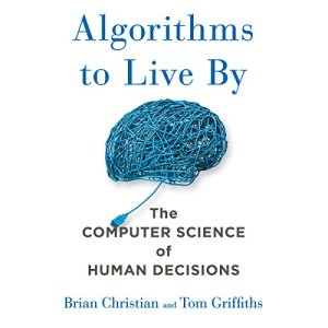 Algorithms to Live By audiobook cover art