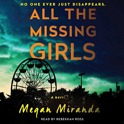 All the Missing Girls audiobook cover art