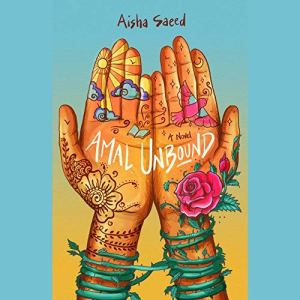 Amal Unbound audiobook cover art