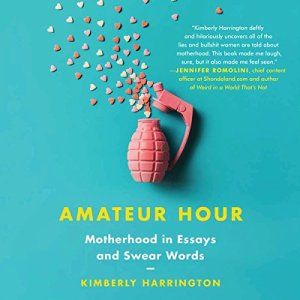 Amateur Hour audiobook cover art