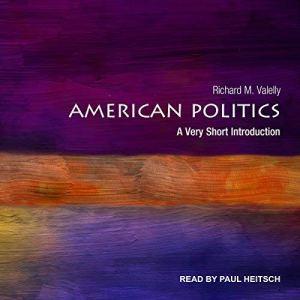 American Politics audiobook cover art