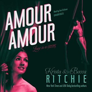 Amour Amour audiobook cover art
