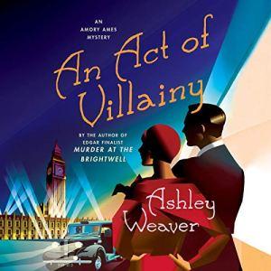 An Act of Villainy audiobook cover art