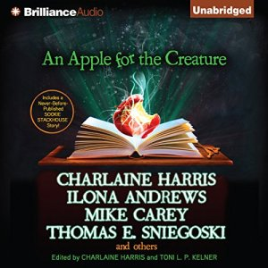 An Apple for the Creature audiobook cover art