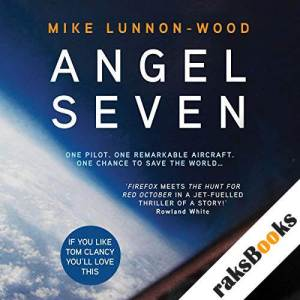 Angel Seven audiobook cover art