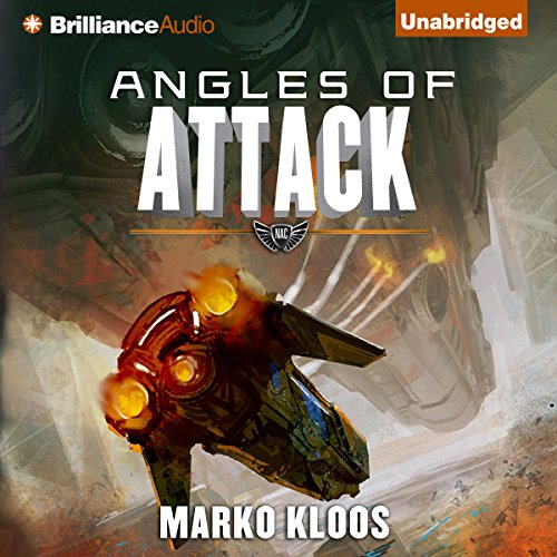 Angles of Attack audiobook cover art