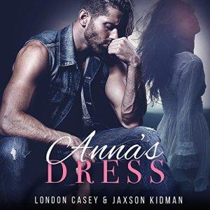 Anna's Dress audiobook cover art