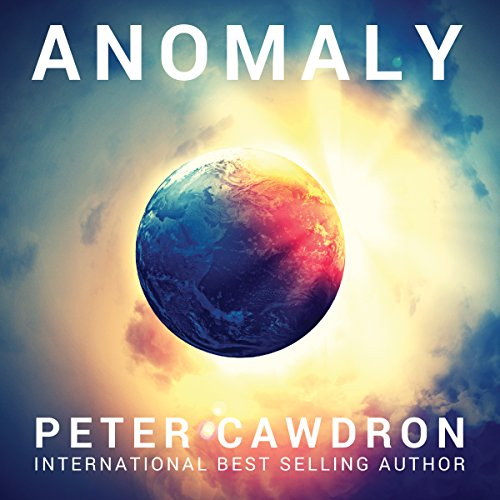 Anomaly audiobook cover art