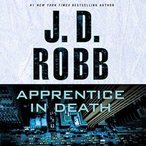 Apprentice in Death audiobook cover art