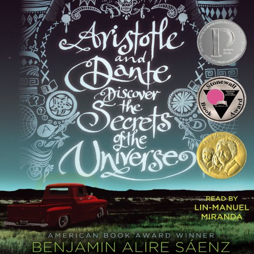 Aristotle and Dante Discover the Secrets of the Universe audiobook cover art