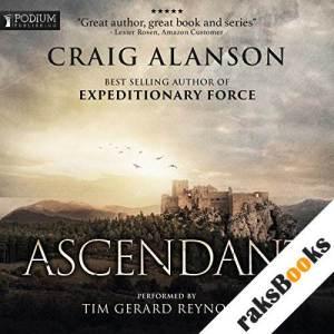 Ascendant: Book 1 audiobook cover art