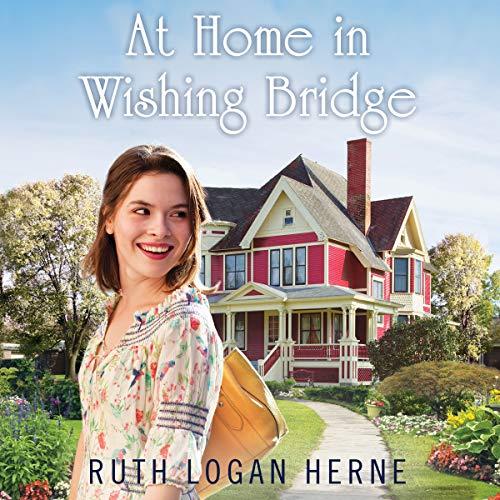 At Home in Wishing Bridge audiobook cover art