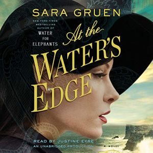 At the Water's Edge audiobook cover art