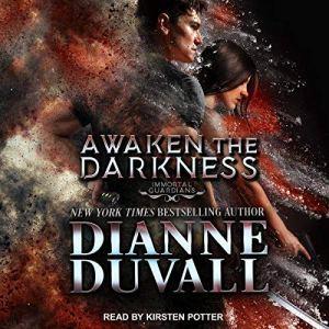 Awaken the Darkness audiobook cover art