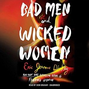Bad Men and Wicked Women audiobook cover art