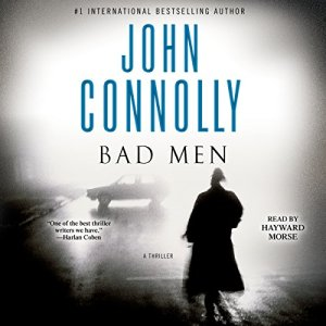 Bad Men audiobook cover art