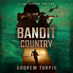 Bandit Country audiobook cover art
