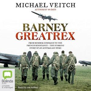 Barney Greatrex audiobook cover art