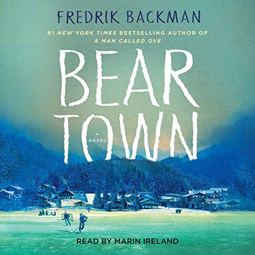 Beartown audiobook cover art