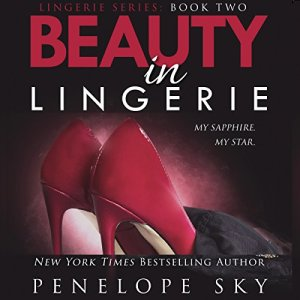 Beauty in Lingerie, Book 2 audiobook cover art