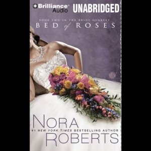 Bed of Roses audiobook cover art
