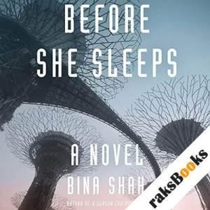 Before She Sleeps audiobook cover art