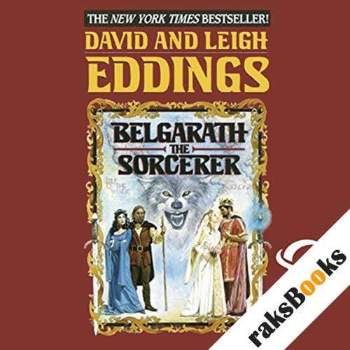 Belgarath the Sorcerer audiobook cover art