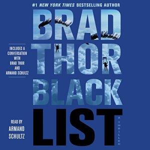 Black List audiobook cover art