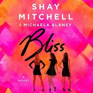 Bliss audiobook cover art