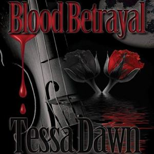 Blood Betrayal audiobook cover art