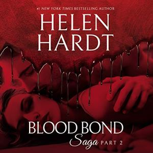 Blood Bond: 2 audiobook cover art